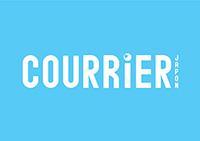 Logo: Courrier Japon