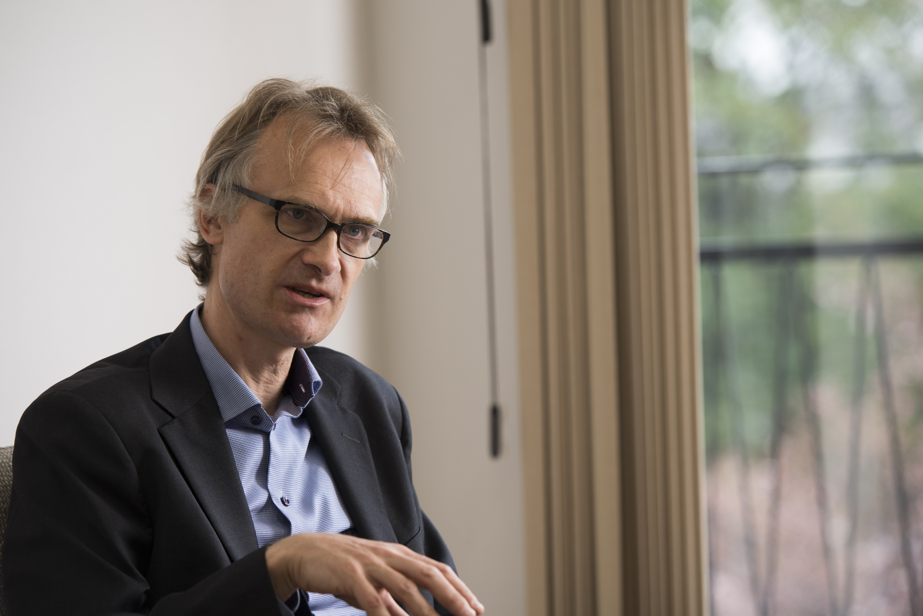 """Interview: In Conversation with Richard Lloyd Parry """"How a"""